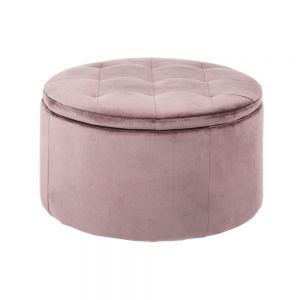 Retina Puf dusty rose