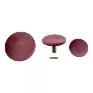 Giza Knobs, Rosa/Messing