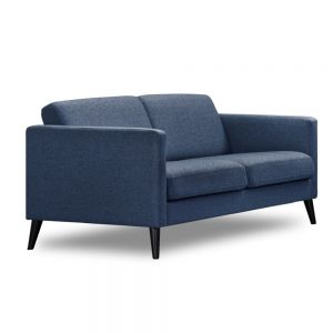 Ask 2,5 Personers sofa, Navy